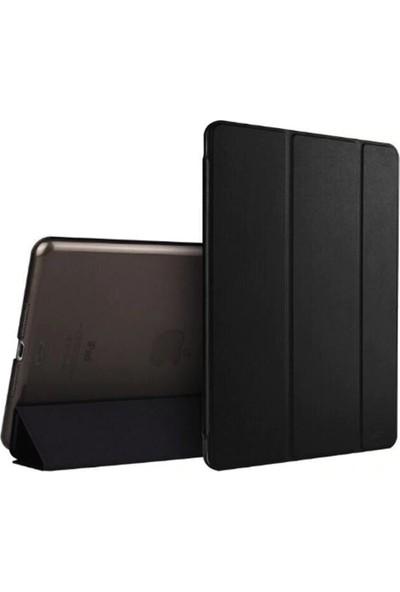 Redpoloshop Apple iPad Pro 11 İnch 2018 A1980 A2013 A1934 A1979 Kılıf Smart Cover Slim + Ekran Koruyucu Cam