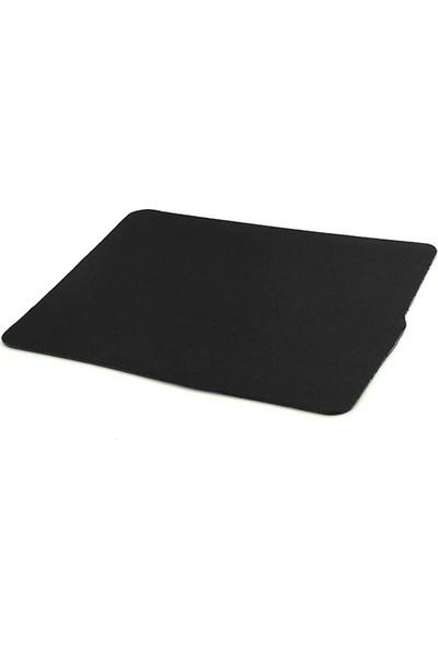 Tkz 180 x 230 x 2 mm Oyuncu Kaymaz Mouse Pad - Siyah