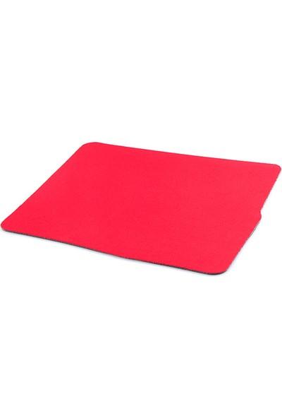 Tkz 180 x 230 x 2 mm Oyuncu Kaymaz Mouse Pad - Kırmızı