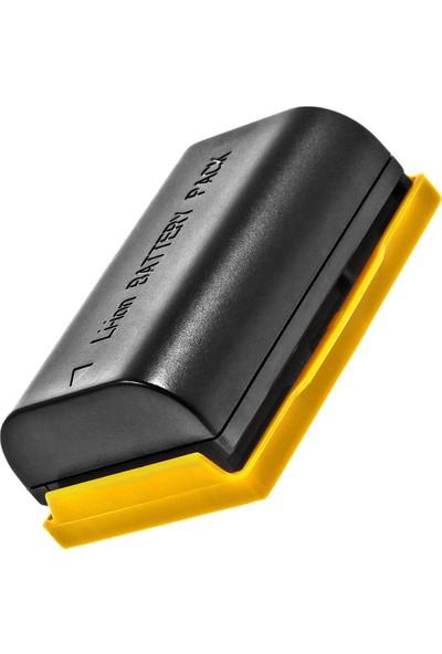 Minadax® Kaliteli Yüksek Güçlü Pil 1900 Mah Canon Pil Sistemi
