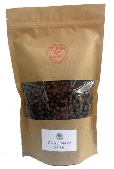 Yılman Kahvecisi Guatemala Filtre Kahve 500 gr Orta Kavrulmuş Tam Çekirdek