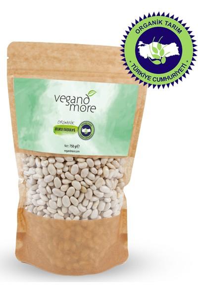 Vegandmore Organik Kuru Fasulye 750 gr