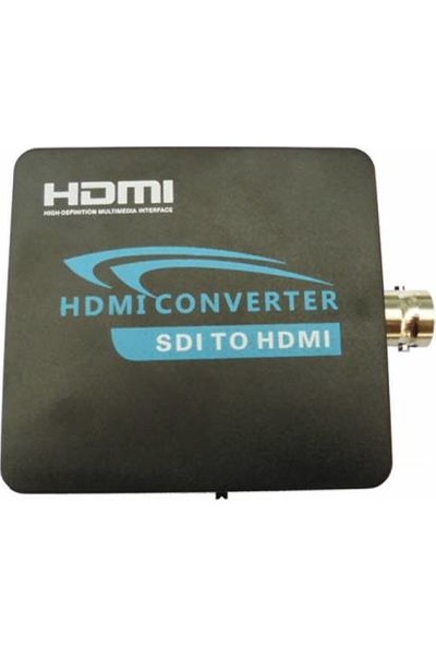 Platoon NHR5285 Sd3G To HDMI SDI To HDMI SDI To HDMI Full Hd 1080 P 3G SDI
