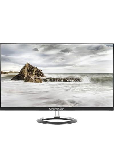"SilverCrest SC-23 23.8"" 60Hz 5ms (HDMI + Analog) FHD IPS Monitör"