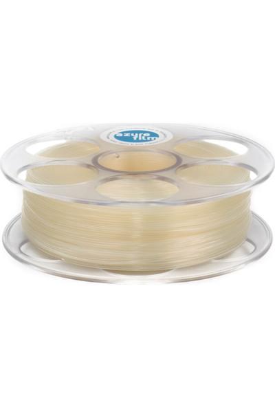 Azure Film PLA Filament - Transparan 1,75 mm, 1 kg