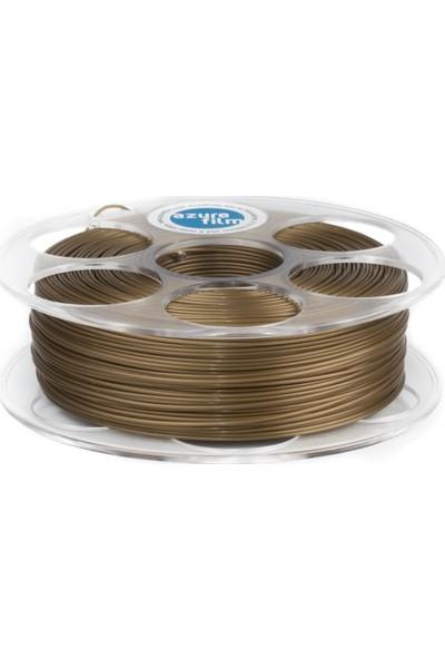 Azure Film PLA Filament - Altın 1,75 mm, 1 kg