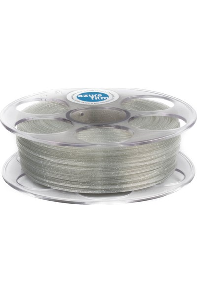 Azure Film PLA Filament - Simli 1,75 mm, 1 kg