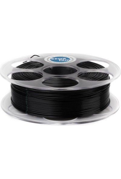 Azure Film ABS PLUS Filament - Siyah 1,75 mm, 1 kg