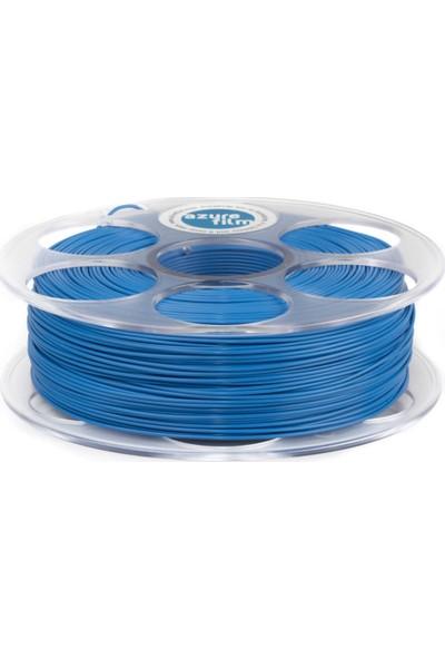 Azure Film ABS PLUS Filament - Mavi 1,75 mm, 1 kg