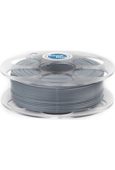 Azure Film ABS PLUS Filament - Gri 1,75 mm, 1 kg