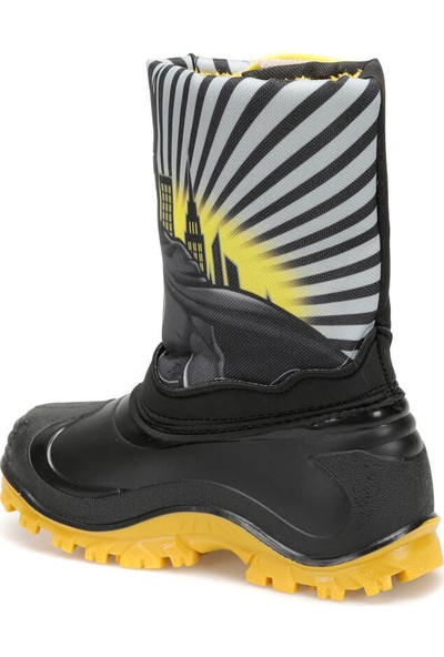 Batman 97282 Siyah Sarı Erkek Çocuk Bot