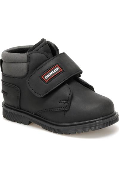 Dunlop 726157B85Z Siyah Unisex Çocuk Bot