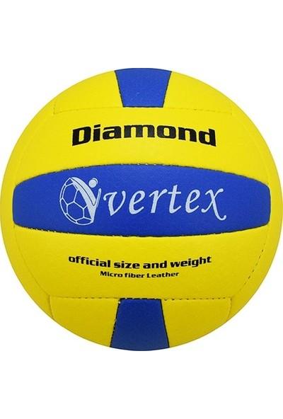 Vertex Diamond Dikişli Voleybol Topu 5 Numara