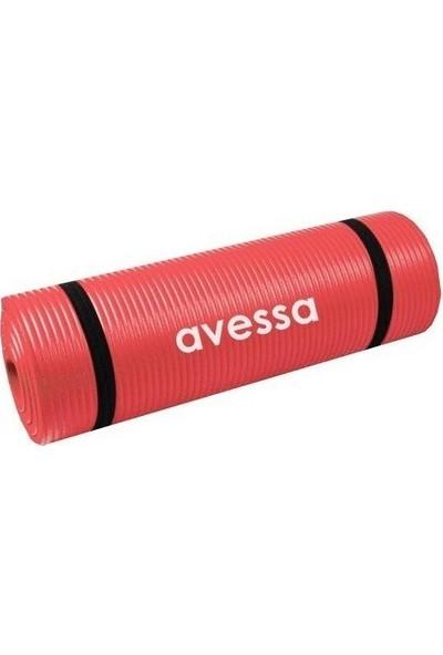Avessa Pilates Yoga ve Aerobik Minderi 1,5 cm Mat
