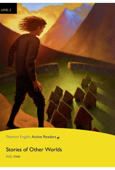 Stories Of Other Worlds - Penguin English Active Readers Level 2 (Book + Mp3 Pack)