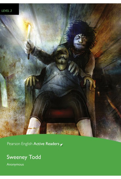 Sweeney Todd - Penguin English Active Readers Level 3 (Book + Mp3 Pack)
