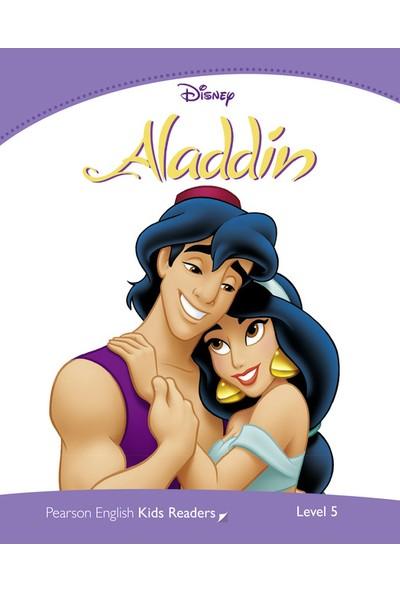 Aladdin - Penguin English Kids Readers Level 5