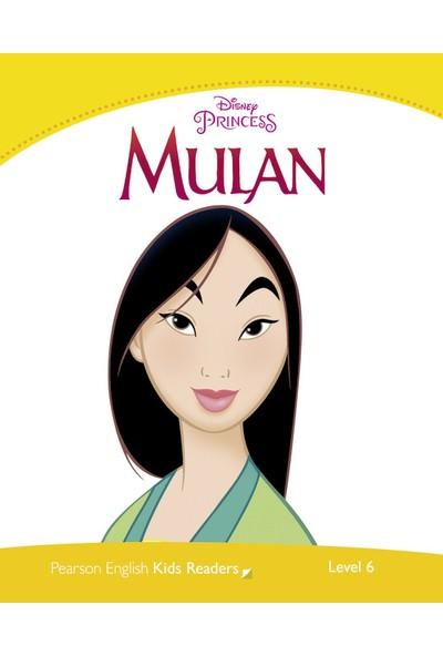 Mulan - Penguin English Kids Readers Level 6