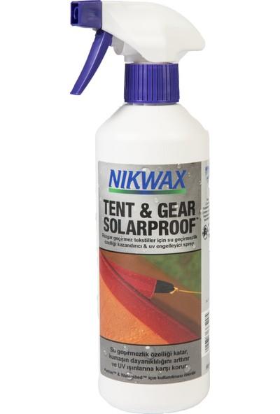 Nikwax Tent And Gear Solar Proof Çadir Ve Ekipman Koruma Sprey