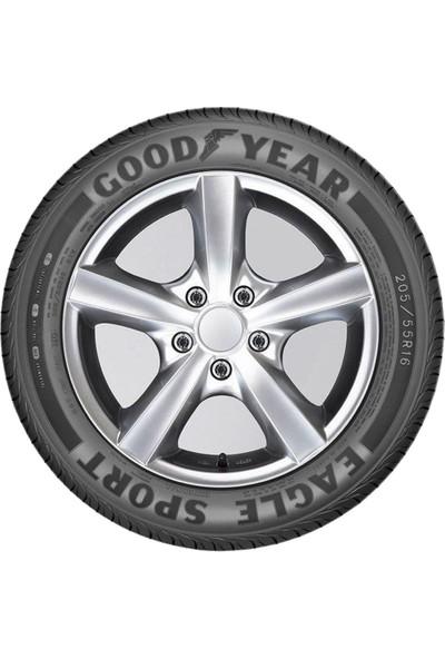 Goodyear 185/60 R14 82H Eagle Sport Oto Yaz Lastiği ( Üretim Yılı: 2021 )