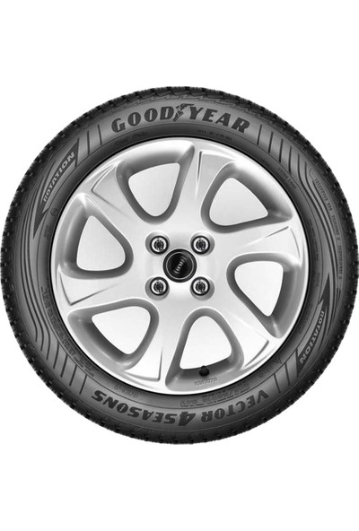 Goodyear 175/65R14 82T Vector 4Seasons G2 Dört Mevsim Lastik