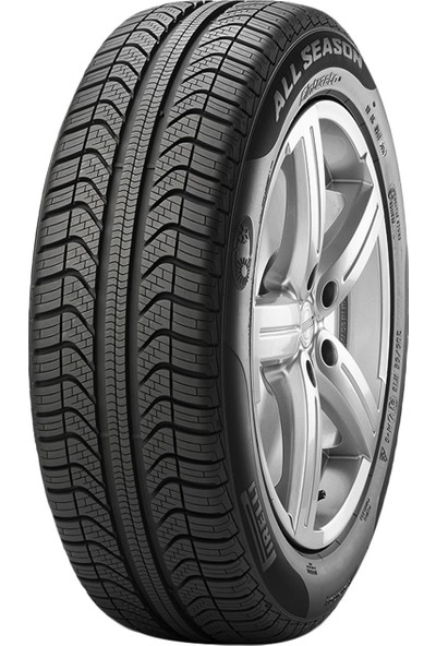 Pirelli 205/55R16 91V Cinturato All Season Snowflake M+S Dört Mevsim Lastik (Üretim Yılı:2019)