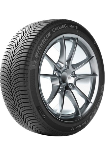 Michelin 225/50R17 98V CrossClimate + XL Plus Dört Mevsim Lastik