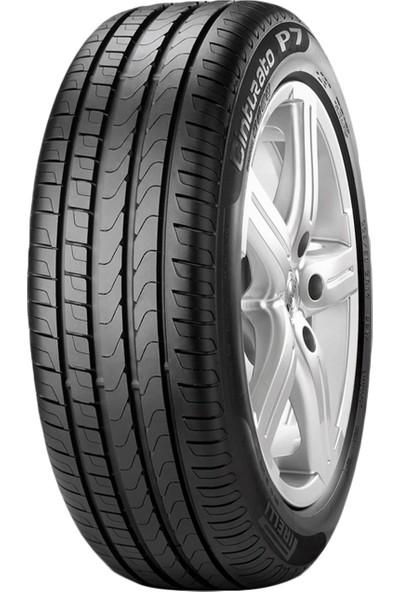 Pirelli 205/45R17 88W Eco Cinturato P7 ROF XL Yaz Lastiği