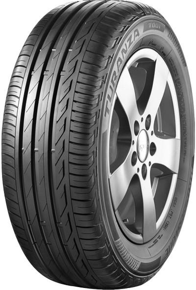 Bridgestone 225/45 R17 91W Turanza T001 RFT EXT Oto Yaz Lastiği
