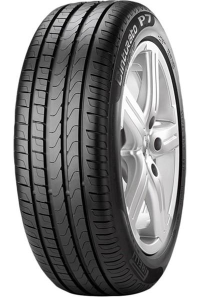 Pirelli 225/50R17 98W Eco Cinturato P7 XL Yaz Lastiği