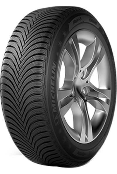 Michelin 205/55 R16 91H Alpin 5 RFT ZP Oto Kış Lastiği (Üretim:2019)