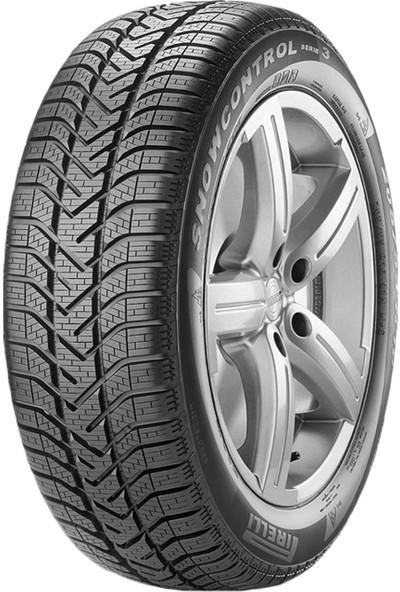 Pirelli 205/55R16 91H Winter 210 SnowControl Serie 3 Kış Lastiği ( Üretim Yılı : 2020 )
