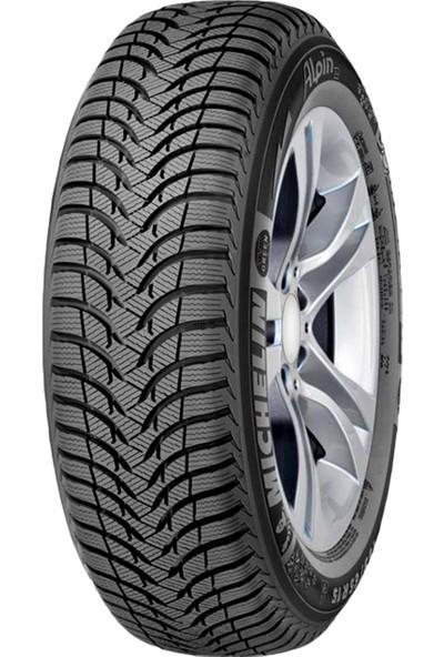 Michelin 225/50R17 94H Alpin A4 RFT ZP Kış Lastiği