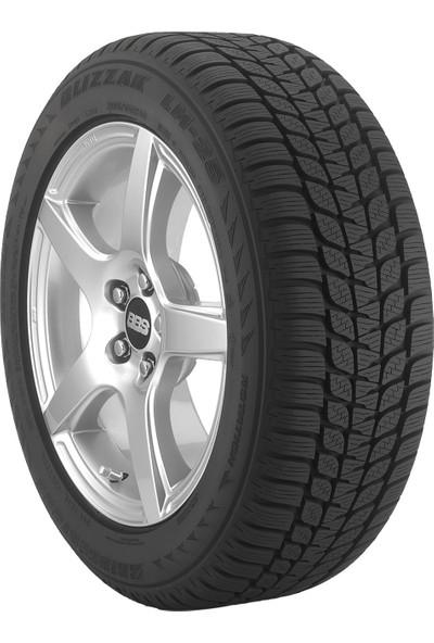 Bridgestone 205/55R17 91H Blizzak LM25 RFT Kış Lastiği