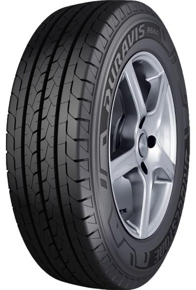 Bridgestone 235/65 R16 115/113R R660 Hafif Ticari Yaz Lastiği ( Üretim Yılı: 2021 )