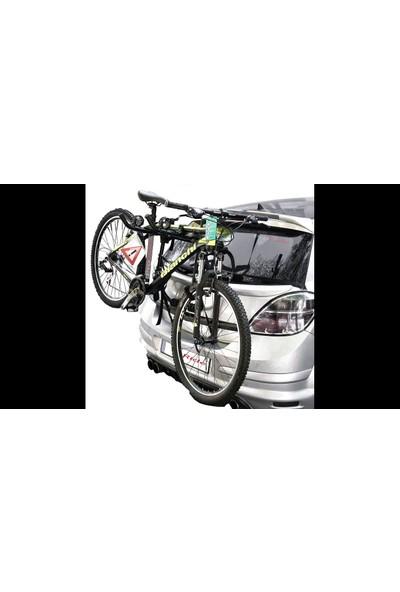 Bta 3'Lü Bisiklet Taşıma Aparatı
