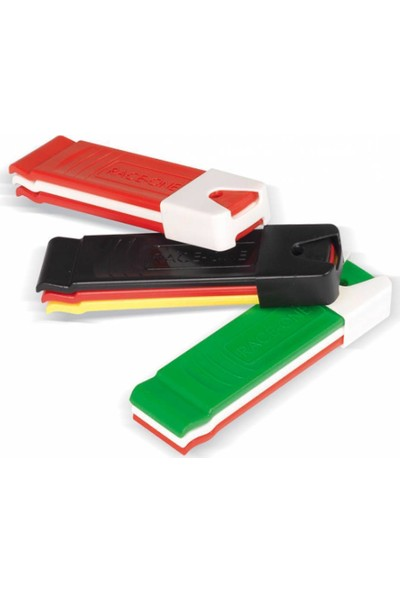 Raceone Lastik Levyesi Siyah Kırmızı Sarı Set