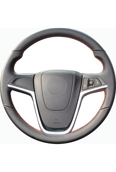 Fox Opel Mokka Uyumlu Araca Özel Deri Direksiyon Kılıfı
