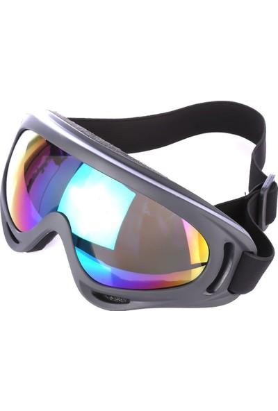Blueway Kayak Aynalı Gözlük Motorsiklet Bisiklet Gözlüğü UV Bay Bayan
