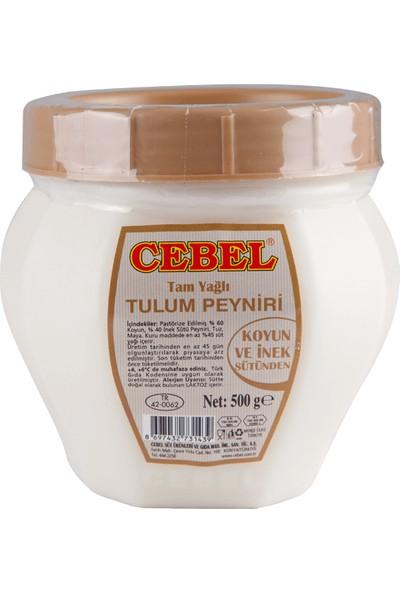 Cebel Koyun Tulum Peynir 500 gr