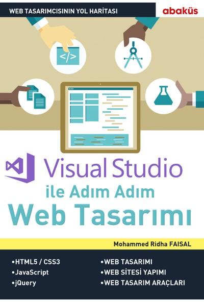 Abaküs Kitap Visual Studio İle Adım Adım Web Tasarımı