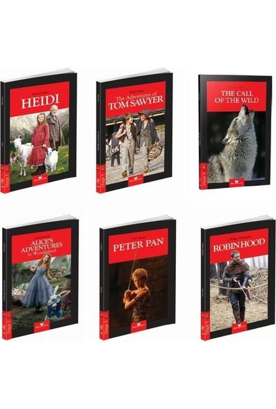 Murat Kurt İngilizce Hikayeler 6 Kitap Set - Stage 1