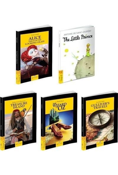 Murat Kurt İngilizce Hikayeler 5 Kitap Set - Stage 2