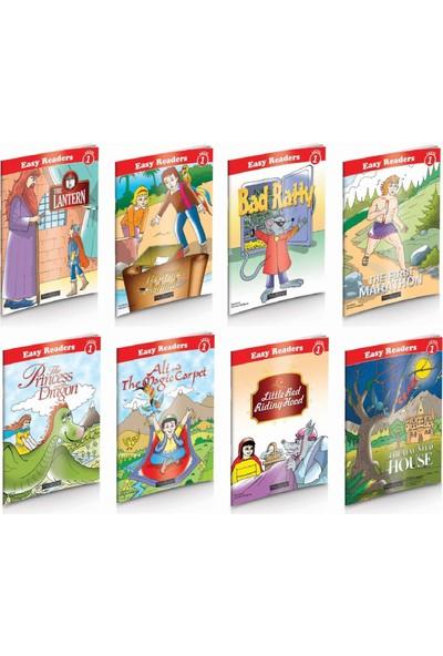 Murat Kurt Yayınları İngilizce Hikayeler 8 Kitap Set - Level 1