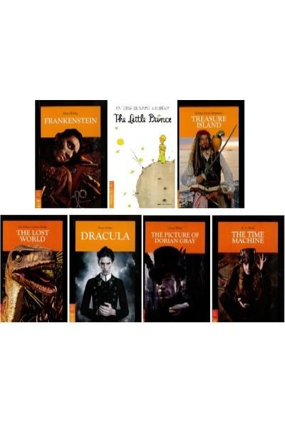 Murat Kurt Yayınları İngilizce Hikayeler 7 Kitap Set - Stage 4