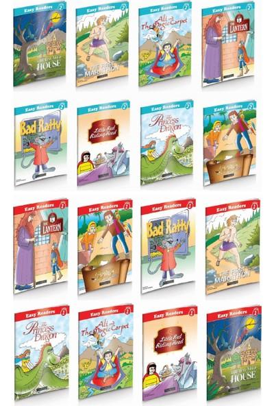 Murat Kurt Yayınları İngilizce Hikayeler 16 Kitap Set - Level 1-2