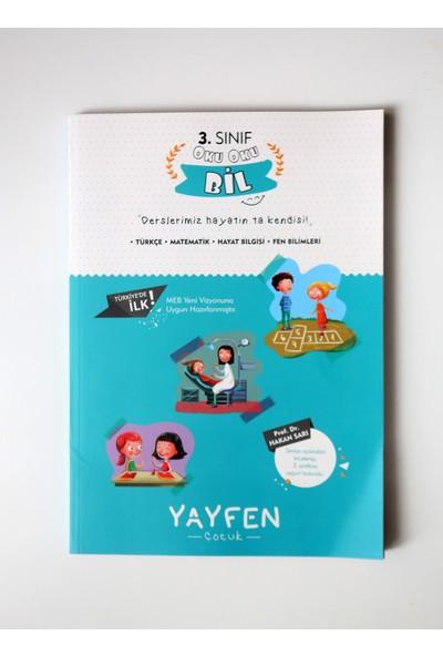 Yayfen Yayınları Oku Oku Bil 3. Sınıf