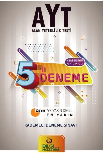 Bilgi Hazinesi Yayınları 5'Li Ayt Seti