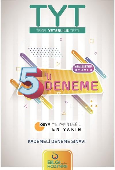 Bilgi Hazinesi Yayınları 5'Li Tyt Seti