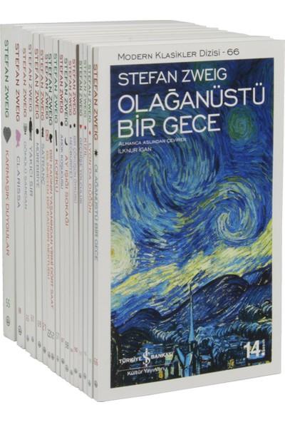Stefan Zweıg Kitapları 17 Kitap Set